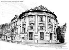 Porto Alegre Prédio da Medicina da UFRGS