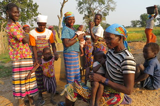Building resilience against hunger and malnutrition in Burkina Faso