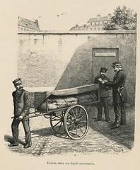 Paris Ignoré 1893.pompes funèbres cimetières,ill s