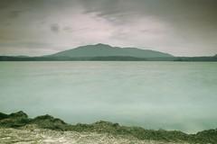 Wallaga Lake (CassyIrene) Tags: longexposure mountain lake nature water australia nsw newsouthwales beautypoint sapphirecoast wallagalake begavalleyshire nd16 mydromedary