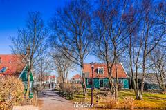 Holysloot, Noord-Holland, Netherlands (Stewart Leiwakabessy) Tags: netherlands amsterdam rural village thenetherlands quaint noordholland the holysloot northholland