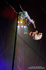 Free Fallin' (DMeadows) Tags: fall scotland state song circus moscow falling acrobat oops performer trapeze braehead slipping plummet davidmeadows giveusyourbestshot dmeadows davidameadows dameadows 522014week3