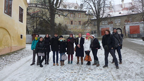 "Workshop : History of TheatreSpace, Baroque Theatre in Cesky Krumlov • <a style=""font-size:0.8em;"" href=""http://www.flickr.com/photos/83986917@N04/12498286474/"" target=""_blank"">View on Flickr</a>"