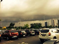 Rain (fernandovet) Tags: rain clouds time chuva dia nuvens teresina wheather chuvoso fernandovet vision:sunset=0875 vision:clouds=0711 vision:sky=0933