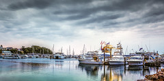_09A3550 - Nelson Bay Marina Panorama HDR (Gil Feb 11) Tags: panorama canon hdr nelsonbaymarina 5dmkiii