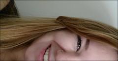 -autoretrato- (agustinaregojo) Tags: auto camera me girl smile hair mirror eyes nikon retrato teeth autoretrato piercing blonde