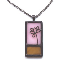 1441b (lingglass) Tags: flower jewelry jewellery soldering pendant solder lingglass