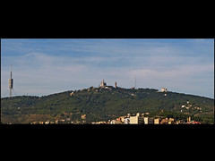 Skyline.....pero de donde ? * Tibidabo de Barcelona