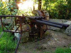 Japanese Gun, Sokehs Rock