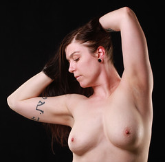 S A (Katharine T Jacobs) Tags: woman color beautiful women strong brave powerful breastcancer youngwoman studiolighting brca