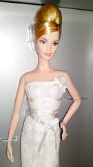 2008 Platinum Label Vera Wang Bride The Romanticist Barbie (5) (Paul BarbieTemptation) Tags: bride label barbie wang 2008 vera platinum romanticist