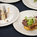 """Pinstripes - Pork Belly Bacon Crostini and Caramel and Bacon Gelato Sandwich - Baconfest 2014.jpg • <a style=""""font-size:0.8em;"""" href=""""http://www.flickr.com/photos/124225217@N03/14067178704/"""" target=""""_blank"""">View on Flickr</a>"""