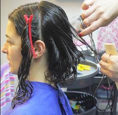 The Haircut (hairartandfashion.com) Tags: haircut fashion hair cut moda longhair bob highlights brushing shampoo barber coloring cape shorthair salon braids rollers perm mode hairstyle coiffeur dryer styling razor hairnet hairdryer bowlcut coiffure stylist nape peluqueria foils razorcut cabeleireiro hairfashion haircape