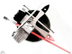 After Work (peterpe1) Tags: flickr afterwork brushes utensil tool pinsel peterpe1