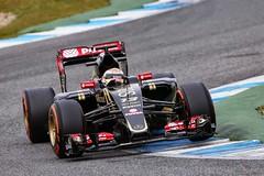 Formula One Testing (billyboes) Tags: test spain track action f1 testing formulaone circuit formula1 jerez jm397 lotus1505