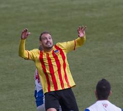 "Sant Andreu 2 Hercules 1 <a style=""margin-left:10px; font-size:0.8em;"" href=""http://www.flickr.com/photos/23459935@N06/16353665489/"" target=""_blank"">@flickr</a>"