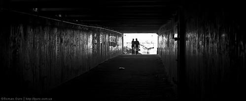 Туннель для двоих