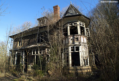 'Haunted' House, Caerleon