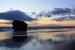 Sunset Winter Beaches (bluexer) Tags: fashion huelva moda atardeceres playas matalascaas playasdeandaluca