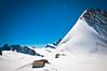 Hüttenzauber (d90fz8) Tags: schnee mountain snow alps berg schweiz switzerland hütte hut alpen jungfraujoch topofeurope mönchsjoch