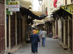 On the street (Re Silveira) Tags: morocco fez souk souks marruecos fes marrocos fs
