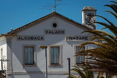 IMG_0170 (pedroascodor) Tags: station train nazare estao caminhodeferro valadodefrades