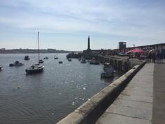 Harbour view (ldonna77) Tags: harbour restaurants margate bustling