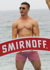 IMG_1672 (danimaniacs) Tags: shirtless man hot sexy guy mexico hunk puertovallarta trunks swimsuit stud mansolo