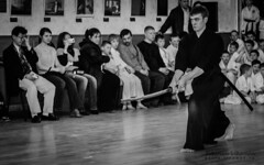 Serious Young Man With The Katana on The Iaido Show (Lihoman...) Tags: show portrait people blackandwhite bw white black blanco monochrome face sepia blackwhite noir negro karate kata dojo katana weiss bianco blanc nero schwarz портрет kun watchers watcher kohai observer iaido лицо фотография белая чернобелая чернобелое фото фотки фотографии blackwhitephotos белые черно белое чернобелые чорно lihoman