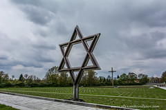Star of David (A.Nilssen Photography) Tags: camp cemetery konzentrationslager prison theresienstadt kl mala kz lager concentrationcamp gestapo terezin smallfortress pevnost
