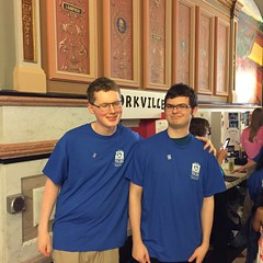 "AJ and Chase at the State Capitol • <a style=""font-size:0.8em;"" href=""http://www.flickr.com/photos/109120354@N07/27024142842/"" target=""_blank"">View on Flickr</a>"