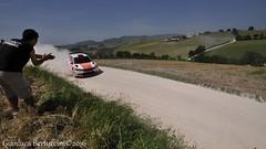 Colombini ( Rally Adriatico ) (bertu89) Tags: landscape photography photo nikon rally 1020 paesaggio spettacolo emozioni 2016 colombini cingoli sterrato d5000 ditraverso rallyadriatico bertu89