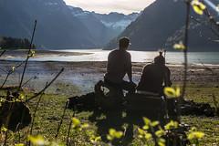 Chill and Grill (Wendelin Jacober) Tags: portrait landscape schweiz see swiss bergsee chill ch glarus gl kloental klntalersee klntal chlntel glarnerlnad