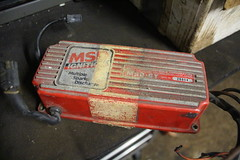 MSD-6T electronic ignition (cudak888) Tags: vintage electronic ignition msd 6t
