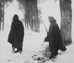 Soviet border guards at the border between Germany and USSR in 1940 [1245x1063] #HistoryPorn #history #retro http://ift.tt/1UejCcv (Histolines) Tags: history germany border 1940 retro soviet timeline guards between ussr vinatage historyporn histolines 1245x1063 httpifttt1uejccv