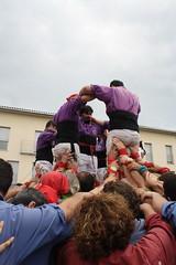 IMG_4203 (Colla Castellera de Figueres) Tags: cristina towers salt girona human castellers figueres sta pla emporda trobada estany 2016 colla castells minyons actuacio vailets marrecs colles gavarres castellera gironines ccfigueres esperxats