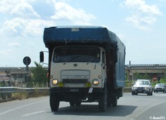 OM Tigrotto 55 (Alessio3373) Tags: truck lorry om oldtruck tigrotto omtigrotto omtigrotto55 tigrotto55