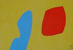 Refugee / Flüchtling  by Jan Theuninck, 2016 (Gray Moon Gallery) Tags: refugee jantheuninck europe unhcr unitednations worldrefugeeday flüchtling deutschland europa red yellow blue italia profugo беженец odysseia odyssee homeros aeneis vergilius odyssey calypso ヤン・テューニック