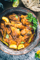 Khubani Murgh Kadai 2 (Whisk Affair) Tags: chicken indian curry apricot