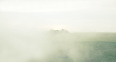 Mist on Beacon Hill (Simon Verrall) Tags: morning summer cloud mist june landscape outdoors sussex westsussex horizon hill nationaltrust beaconhill morningmist 2016 downland harting thesouthdowns