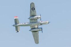 DSC_1946 (Lamont Cunningham) Tags: ocean blue sky beach clouds airplane flying nikon jets fast airshow planes oceancity d3300