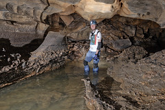 Matthew Marlin, Merrybranch Cave, White County, Tennessee 2 (Chuck Sutherland) Tags: water tn tennessee limestone cave geology karst whitecounty matthewmarlin merrybranchcave