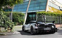 Huayra BC (Alex Penfold) Tags: italy cars alex car silver grey bc super autos carbon supercar supercars pagani penfold 2016 huayra