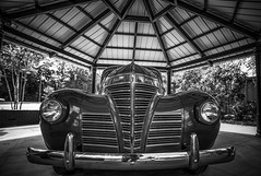 1939 Plymouth (MikeRicciPhoto) Tags: blackandwhite monochrome car canon mississippi sony plymouth elvis presley a7 1939 tupelo 1740mml mikericciphoto