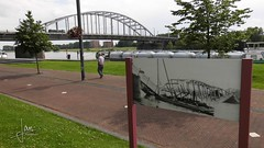 Arnhem (2016) - Airborne Monument   Jacob Groenewoud Plantsoen (glanerbrug.info) Tags: wwii tweedewereldoorlog nederland 2016 brug arnhem gelderlandgemeentearnhem