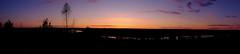 Ounasvaara at 0030am (Janne Räkköläinen) Tags: finland ounasvaara rovaniemi sunset suomi lappi lappland spring landscape forest river ounasjoki night panorama evening clouds sun mountain relaxing land horizon sightseeing nature luonto x70 fuji fujifilm
