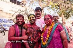 Barsana Nandgaon Lathmar Holi Low res (49 of 136) (Sanjukta Basu) Tags: holi festivalofcolour india lathmarholi barsana nandgaon radhakrishna colours