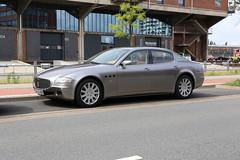 Maserati Quattroporte, Bremen (michaelgoll777) Tags: maserati quattroporte
