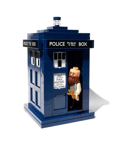 If I had a TARDIS ...