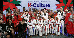 K_Culture_in_Kenya_20 (KOREA.NET - Official page of the Republic of Korea) Tags: kenya nairobi korea taekwondo  parkgeunhye    kculure  presidentparkgeunhye